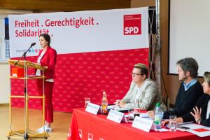 Grußwort Julia Stürmer-Hawlitschek (Stadt-SPD)