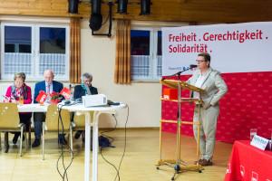 Wahlleitung Martina Braum