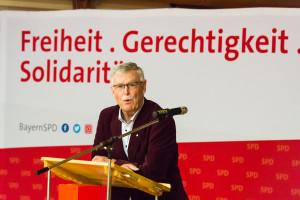 Fraktionsvorsitzender Hartmut Bräuer